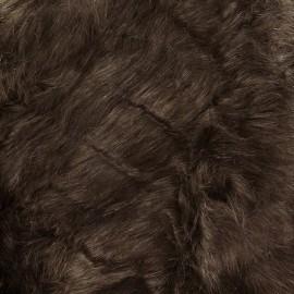 Fourrure Fauve marron x 10cm