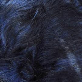 Fauve fur - Blue x 10cm