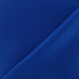 Tissu Gabardine Lycra mat Marron x 10cm