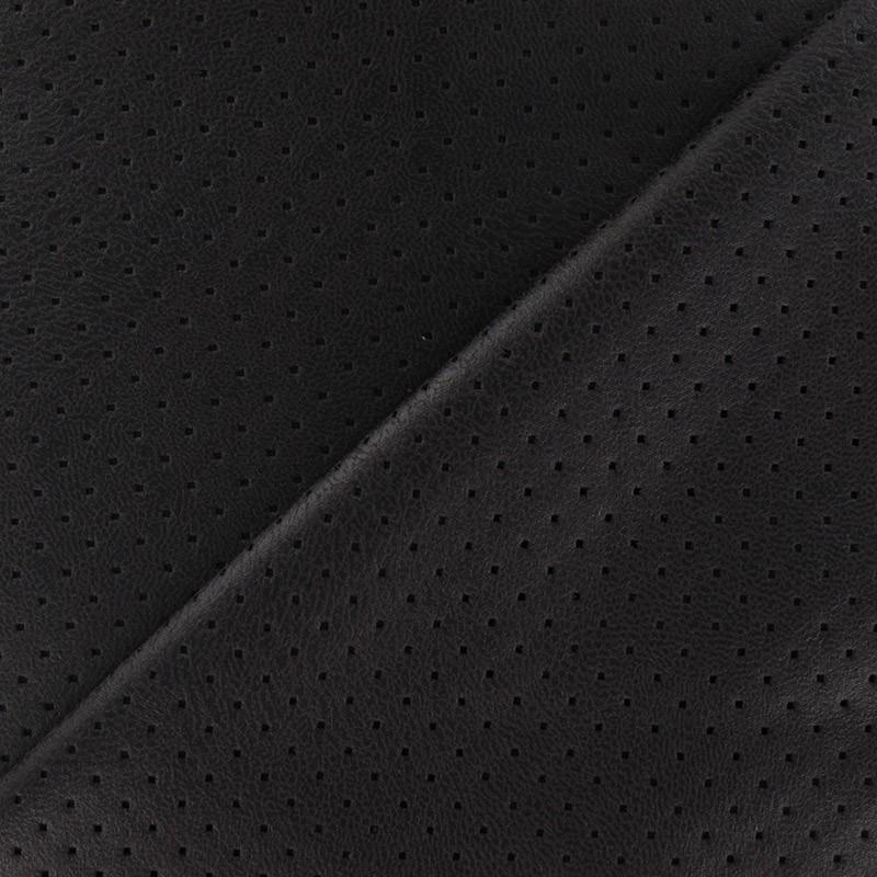 simili cuir souple perfor clara marron. Black Bedroom Furniture Sets. Home Design Ideas