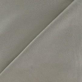 Simili cuir souple Clara Marron x 10cm