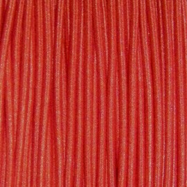 Elastic thread for hats 1,5 mm - red