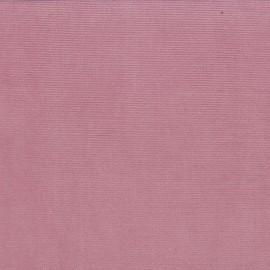 Milleraies elastane velvet fabric - barbapapa x 10cm