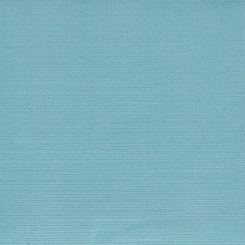 Tissu velours milleraies élasthanne turquoise x10cm