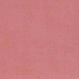 Tissu velours milleraies parme 300gr/ml x10cm