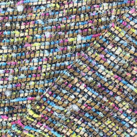 Tissu Tweed Grande Rio x 10cm