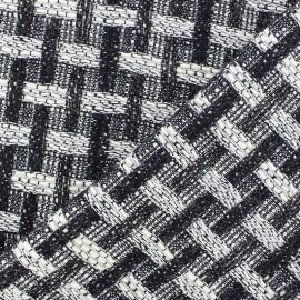 Tissu Tweed Elmer x 10cm