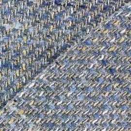Tweed Lagoa fabric x 10cm