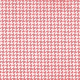 Tissu Tiny Houndstooth shell x 10cm