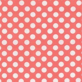 Tissu Ta Dot Shell x 10cm