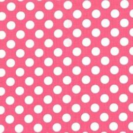 Tissu Ta Dot Girl x 10cm