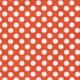 Tissu Ta Dot Clementine x 10cm