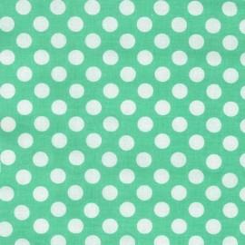 ♥ Coupon 200 cm X 110 cm ♥  Tissu Ta Dot Lilypad
