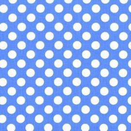 Tissu Ta Dot Boy x 10cm
