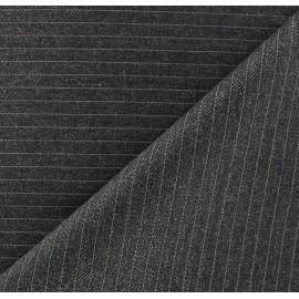 Striped Tailor Fabric - Daniel x 10cm