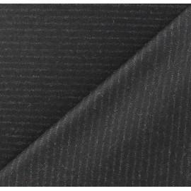 Tissu tailleur rayures Daniel x 10cm