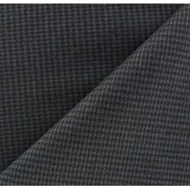 Tissu tailleur rayures Karl x 10cm