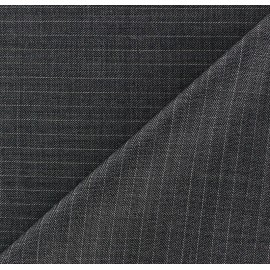 Striped Tailor Fabric - Thierry x 10cm
