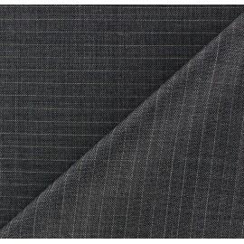 Tissu tailleur rayures Thierry x 10cm