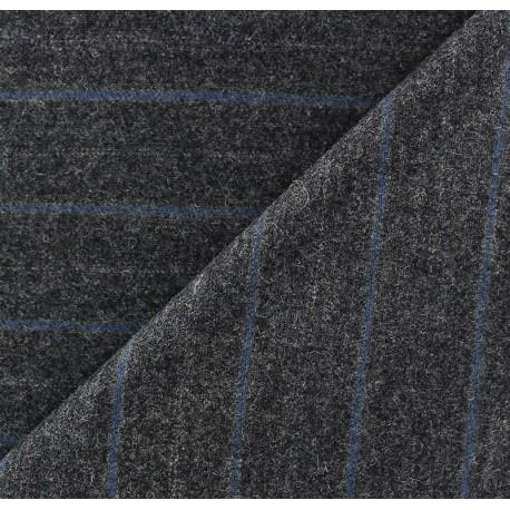 Striped Tailor Fabric - Armand x 10cm