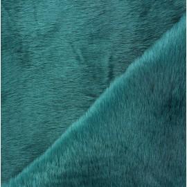 Fourrure fantaisie Karmie paon x 10cm