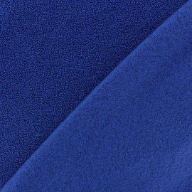 Looped Polar Fabric - royal blue x 10cm