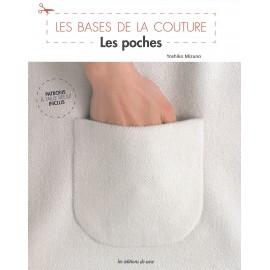 """Livre """"Les bases de la couture - Les poches"""""""