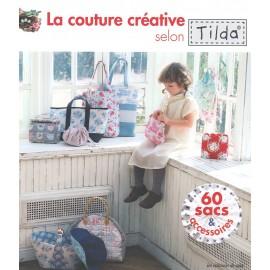 """Livre """"La couture créative selon Tilda"""""""