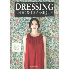 """Livre """"Dressing chic et classique"""""""