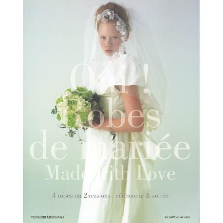 "Livre ""Oui ! Robes de mariée"" de Yukinori Morinaga"