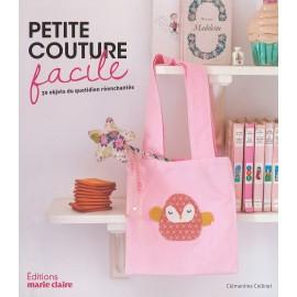 "Livre ""Petite couture facile"""