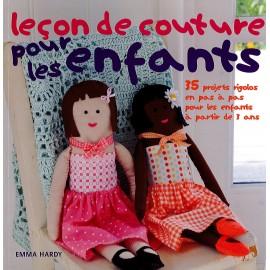 """Livre """"Leçon de couture pour les enfants"""""""