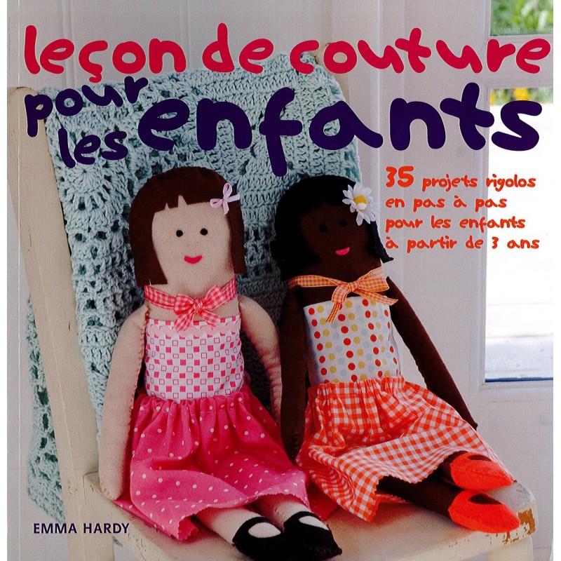 livre le on de couture pour les enfants ma petite mercerie. Black Bedroom Furniture Sets. Home Design Ideas