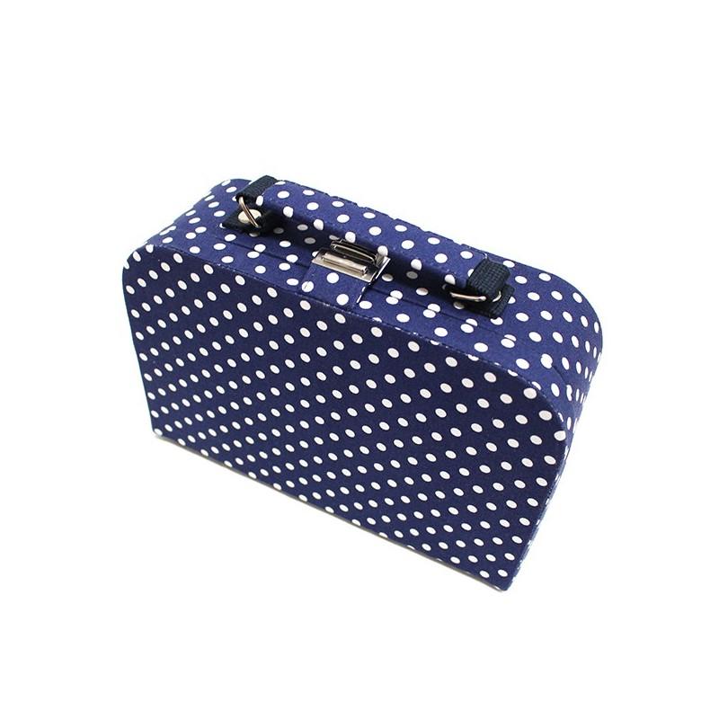 Moyenne bo te couture en tissu marine ma petite mercerie for Rangement tissu couture