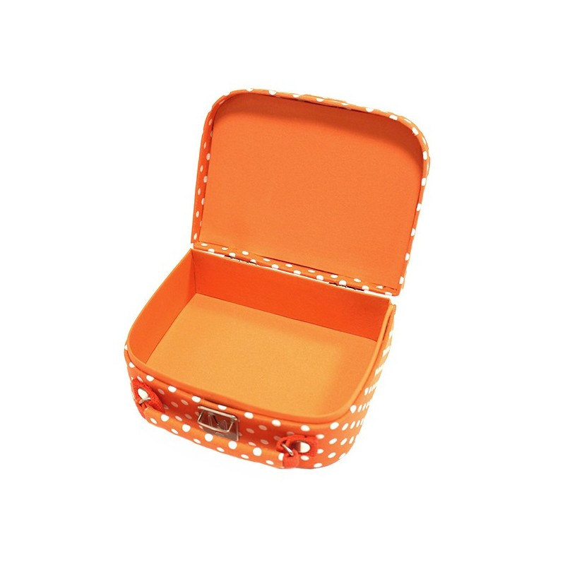 Petite bo te couture en tissu orange ma petite mercerie for Rangement tissu couture