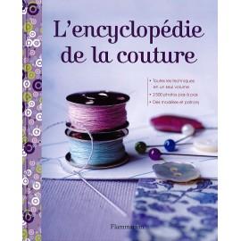 """Livre """"L'encyclopédie de la couture"""""""