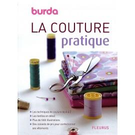 "Livre ""La Couture Pratique - Burda"""