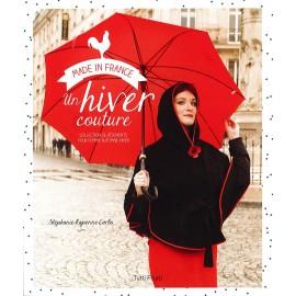 """Livre """"Un hiver couture"""""""