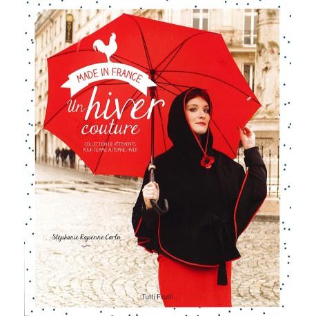 """Livre """"Un hivers couture"""""""