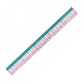 Règle graduée pour report de mesure 50 cm