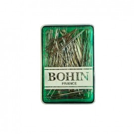 Box of 200 seamstress pins BOHIN