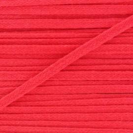 Bolduc coton 3 mm - Rouge