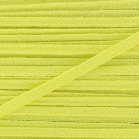 Bolduc coton 3 mm vert