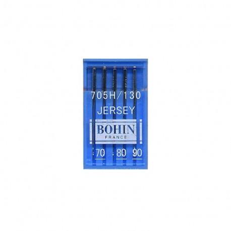 Aiguilles machine spécial Jersey n°70-90  BOHIN
