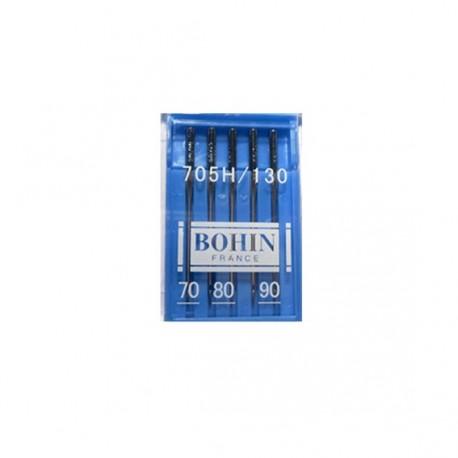 Universal needle flat shank n°70-90 BOHIN