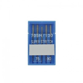 Super stretch machine needles n°75-90  BOHIN