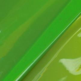 Cristal 20/100ème TEINT vert x 10cm