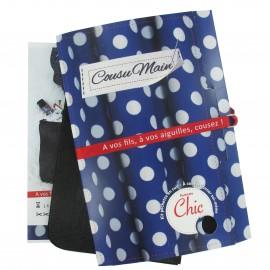 Kit pochette Chic Cousu Main