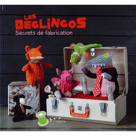 """Book """"Les Déglingos - Secrets de Fabrication"""""""