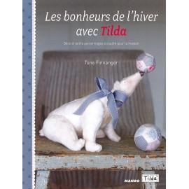 "Livre ""Les bonheurs de l'hiver avec Tilda"""